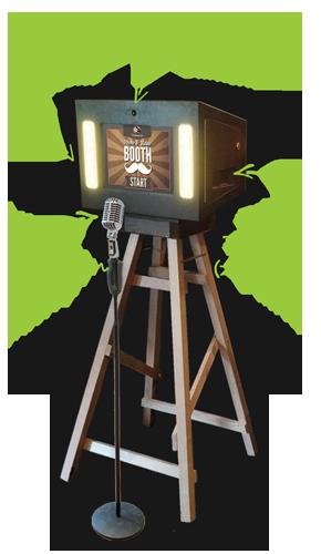 Photobooth en videogastenboek