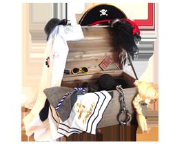 Photobooth verkleedkleding